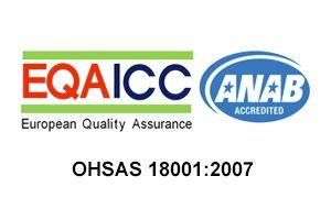 EQAICC OHSAS 18001:2007