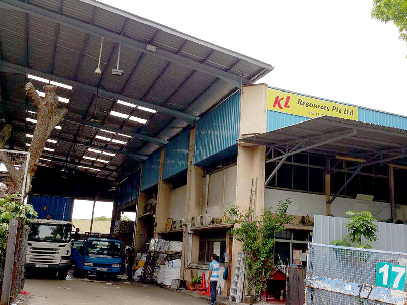 Waste Disposal Facilities | KL Resources