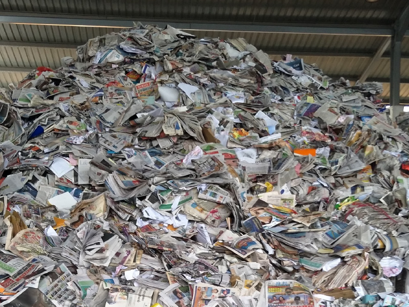 Waste Management Company In Singapore | KL Resources